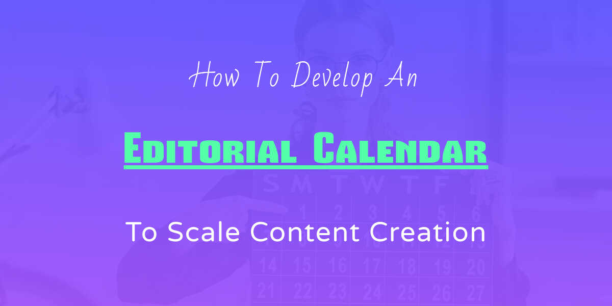 content planner editorial calendar