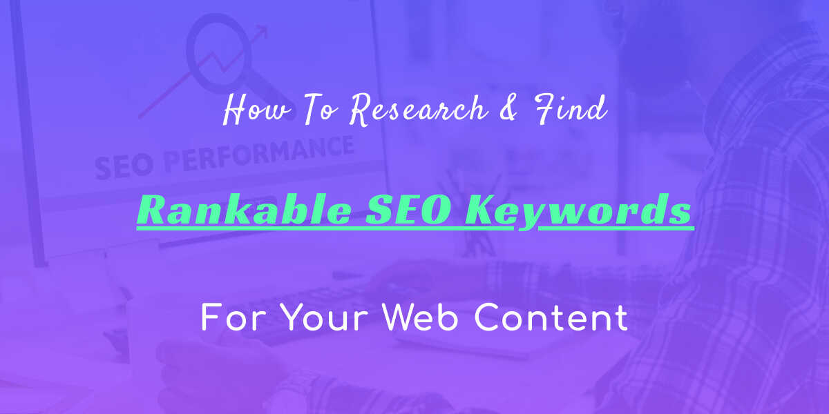 content keyword research