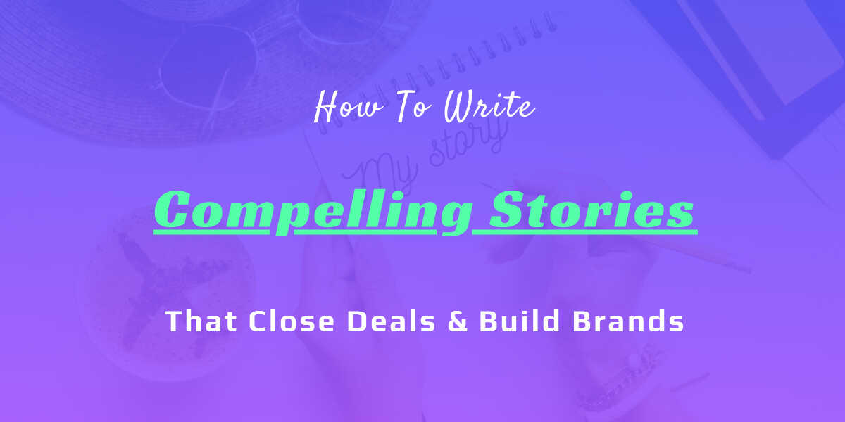 write story content