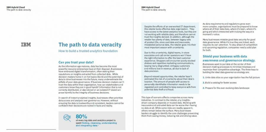 IBM white paper example