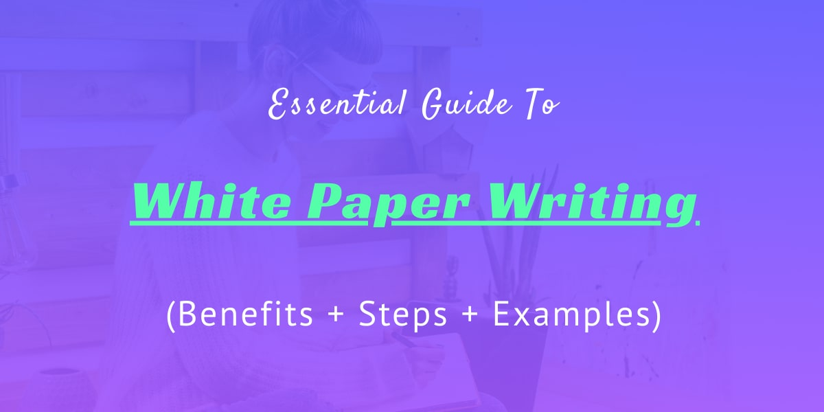 what is a white paper