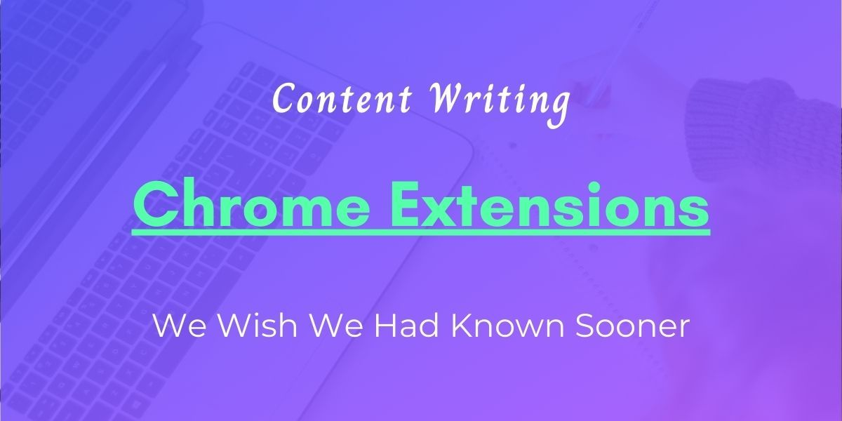 writing chrome extensions