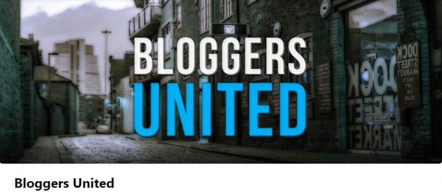 Bloggers United-writing group