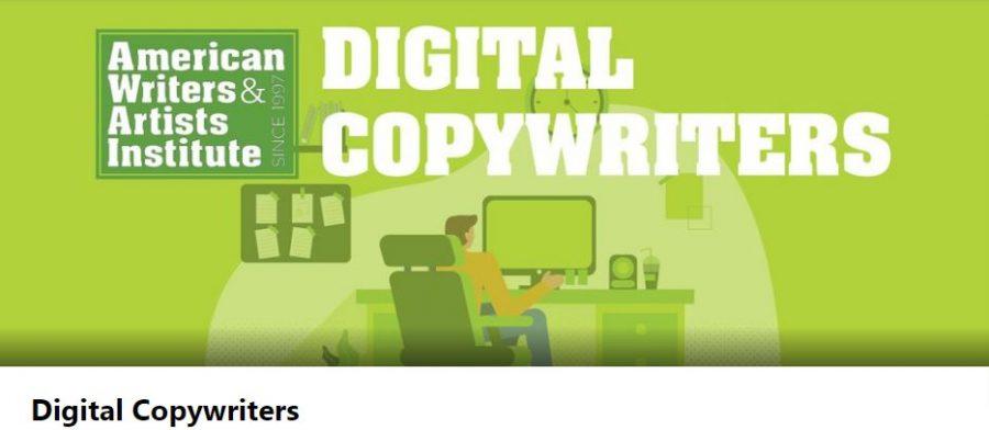 Digital Copywriters- writing group