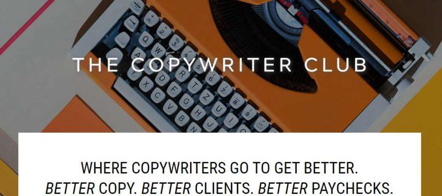 The Copywriter Club-online writing community