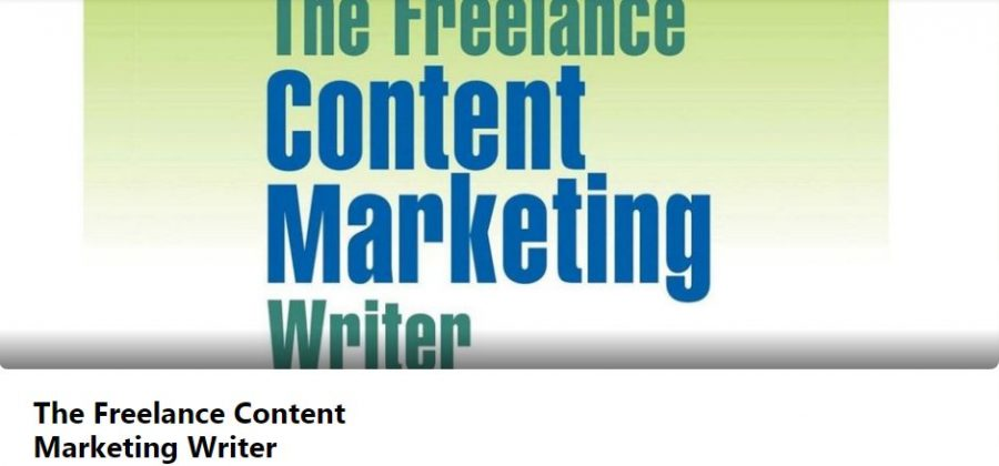 The Freelance Content Marketing Writer- writing group